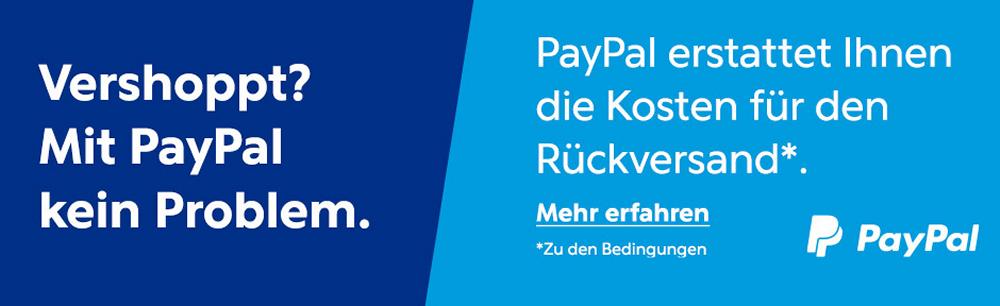 Paypal - kolo Return