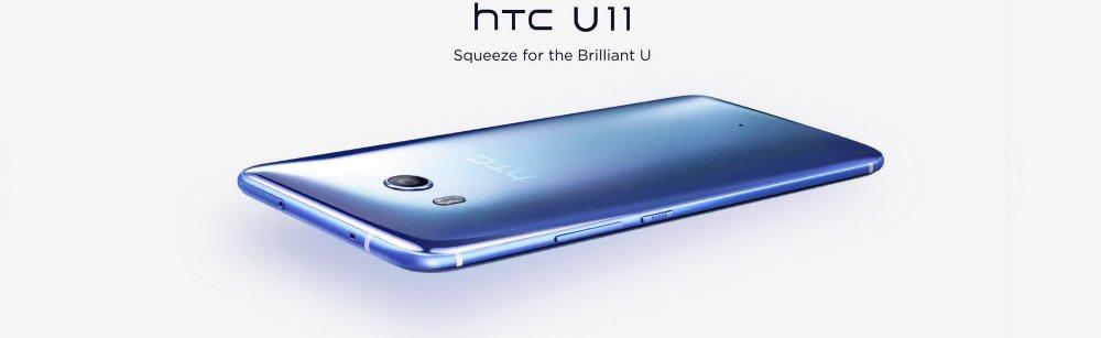 Slider - HTC U11